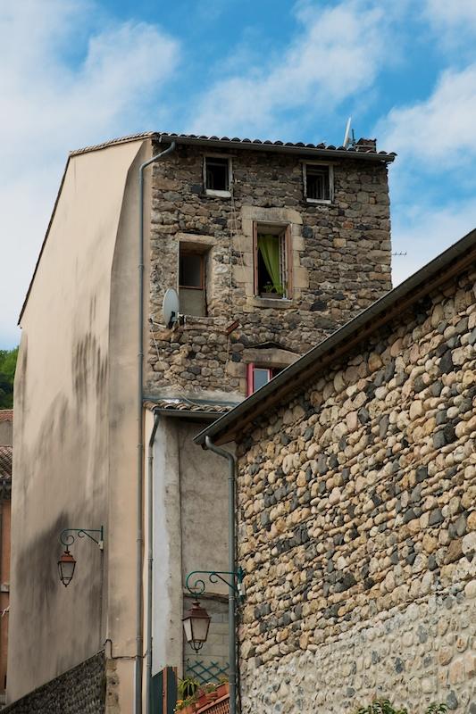 A house in Valse-les-bains